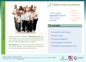 Creative Living Care Services
